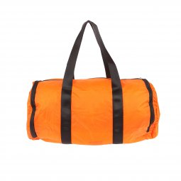 Sac polochon rétractable Guess en toile orange