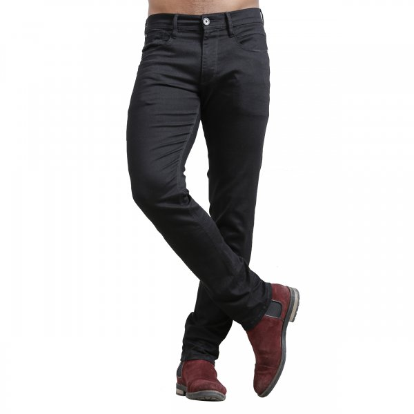 Jean coupe slim Freeman Porter Jimmy SDM noir