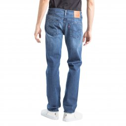 Jean Levis 511 If I Were Queen slim fit en coton stretch bleu