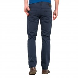 Pantalon droit Lee Daren Zip Fly navy