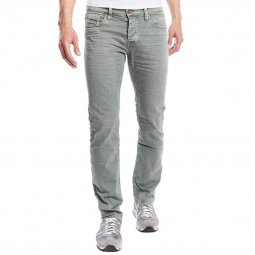 Jean droit Lee Cooper Jeep kaki