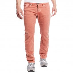 Jean droit Lee Cooper Jeep brique