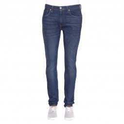 Jean 512 slim taper Fit Levi's The Run bleu indigo