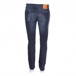Jean Levi's 511 slim fit Nightmare en coton stretch bleu brut