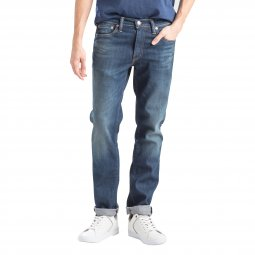 Jean 511 slim fit Levi's Roth en coton stretch bleu brut