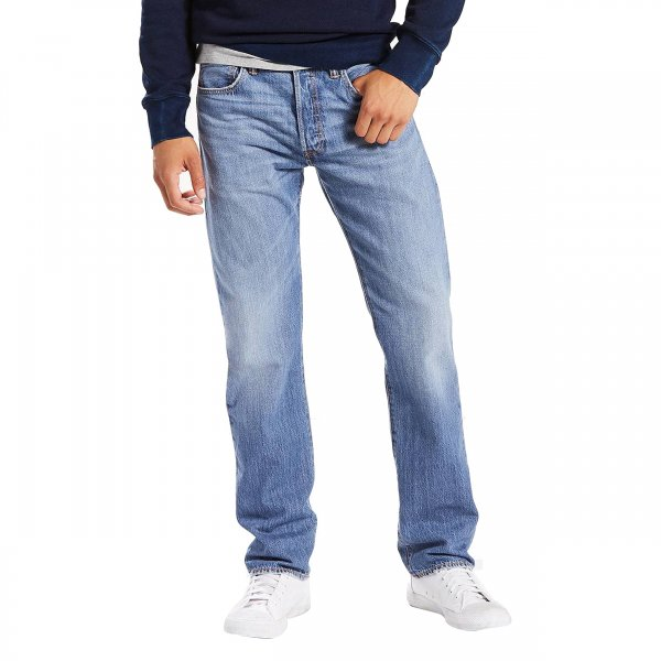 Jean Levis 501 Original fit Rocky Road Cool bleu