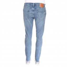 Jean Levis 512 slim Taper Fit Rivercreek en coton stretch bleu clair