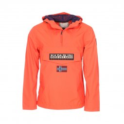 Veste imperméable Napapijri Rainforest orange