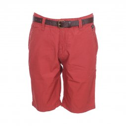 Short Chino Petrol Industries Junior brique