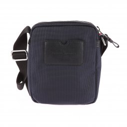 Sacoche zippée Tommy Hilfiger Elevated bleu marine