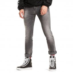 Jean slim Tommy Jeans Scanton Springfield Grey Stretch