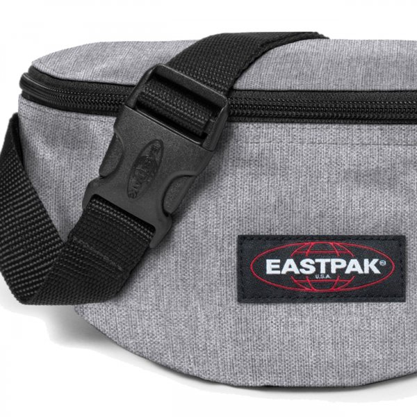 Sac banane Eastpak Springer en toile gris chiné