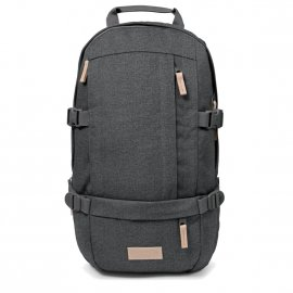 Sac à dos Floid Eastpak en denim gris anthracite