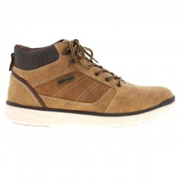 Baskets montantes Ellesse Hugo marron