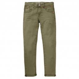 Jean slim Petrol Industries Junior Skylark en coton stretch kaki