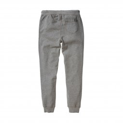 Pantalon de jogging Petrol Industries Junior en coton mélangé gris chiné