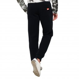 Pantalon de jogging Superdry Orange Label bleu marine