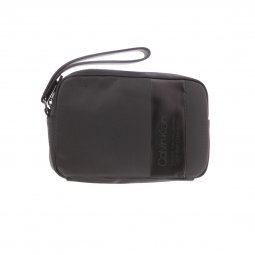 Trousse de toilette Calvin Klein elevated Compact Case noire