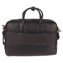 Porte-documents/ordinateur Calvin Klein Jeans Strike Slim noir