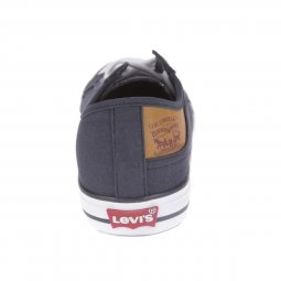 Baskets basses Levi's Stan Buck en toile bleu marine