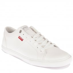 Baskets basses Levi's Woods blanche