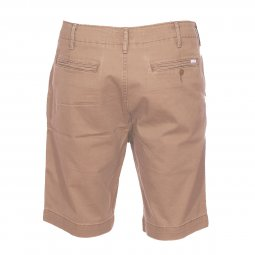 Short Levi's 502 en coton stretch beige