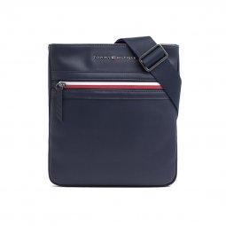 Sacoche Tommy Hilfiger Essential Crossover bleu marine