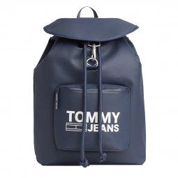 2726a904f0e Sac à dos Tommy Jeans Modern Heritage bleu marine floqué ...