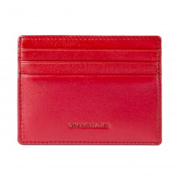 Porte cartes Guess rouge
