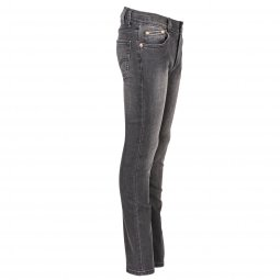 Jean Levi's Junior 510 Skinny fit en coton stretch mélangé gris anthracite