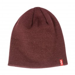 Bonnet Levi's bordeaux