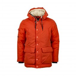 Parka NZA Wairoha orange