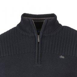 100% authentic best website amazon Pull col zippé : toute la collection de pulls homme col ...