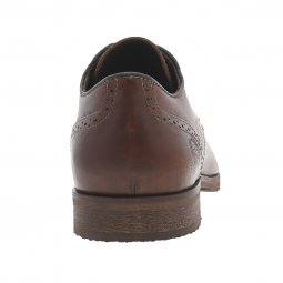 Derbies Bullboxer en cuir marron