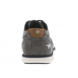 Chaussures de ville Mustang gris anthracite