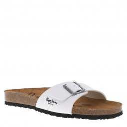 Sandales Pepe Jeans Bio blanches