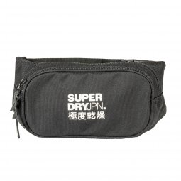 Sac banane Superdry Small Bumbag noire