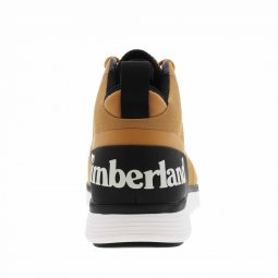 Baskets montantes Timberland Killington Oxford en toile camel