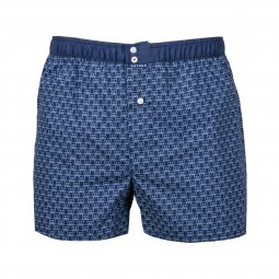 """BOXER  HOM   HO1  /"""" FEUILLAGE /""""  MULTICOLORE  Taille  2-5"""