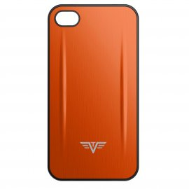 Coque Iphone 4/4S Shell Tru Virtu Orange