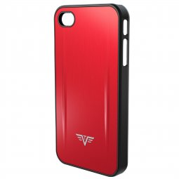 Coque Iphone 4/4S Shell Tru Virtu Rouge