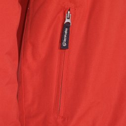 Parka imperméable Hot Bermudes paprika