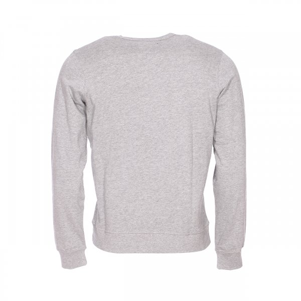 Sweat Best Mountain gris chiné floqué Briseur de cœur