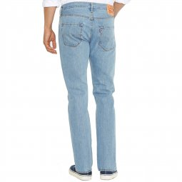 Jean Levi's 501 Original fit light broken in