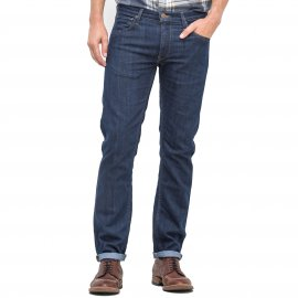 Jean droit Lee Daren Zip Fly Urban blue