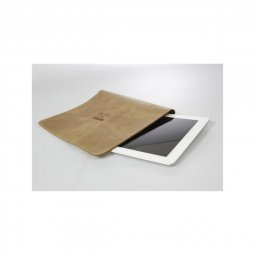 Enveloppe cuir Ipad - Postes Télégraphes - Made in France