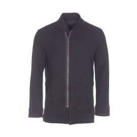 Sweat long zippé Antony Morato noir