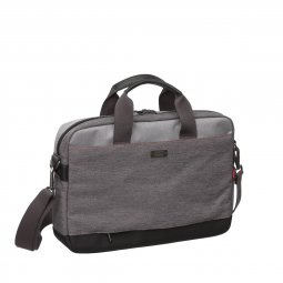 SAC ORDINATEUR 13'' FINITIONS CUIR