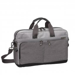 SAC ORDINATEUR 15'6'' FINITIONS CUIR