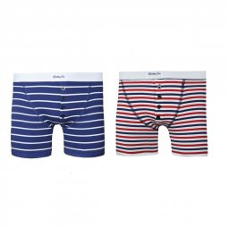 Duo boxers Made in France Tony-Alphonse